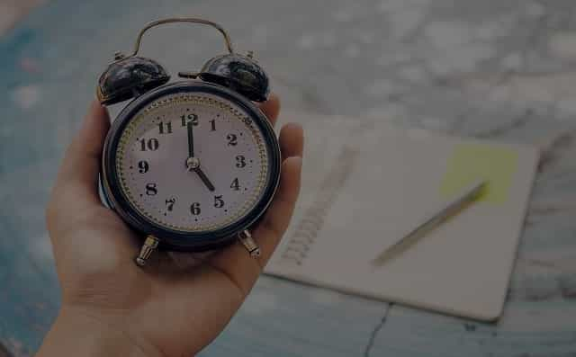 Time attendence