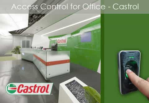 Access Control for Office Castrol
